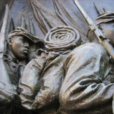 Robert Gould Shaw and the Civil War timeline