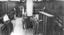 GERAÇÃO DE COMPUTADORES (1946-1954) timeline