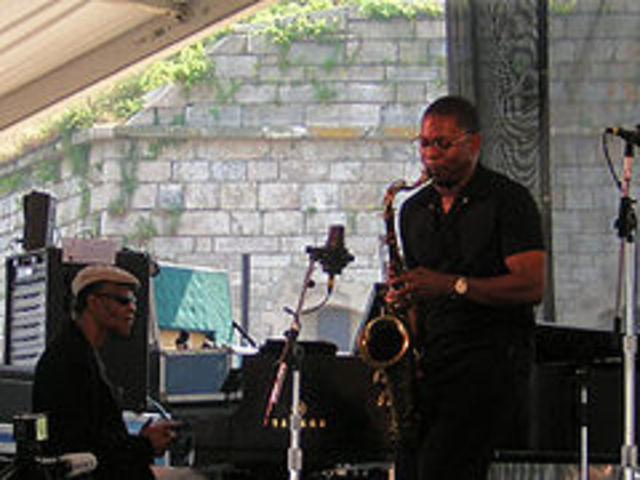 The Newport Jazz Festival