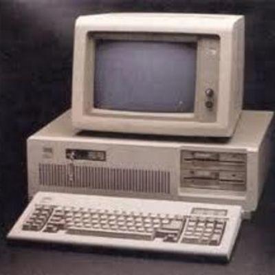 Todas las computadoras. timeline