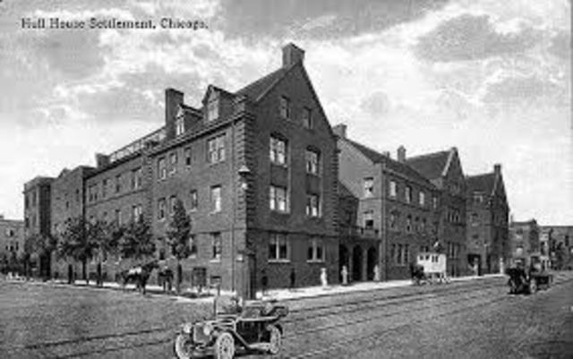 Chicago's Hull House