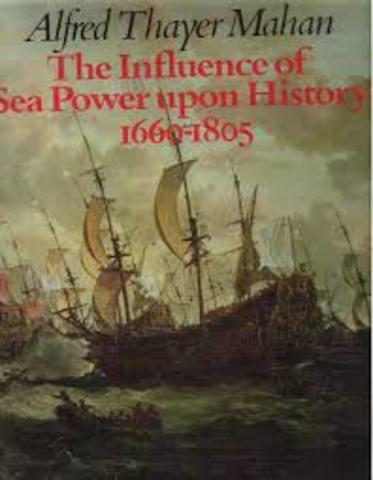 •Influence of Sea Power Upon History