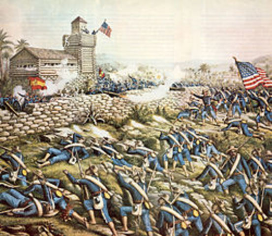 •Spanish American War
