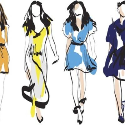 Evolución de la industria textil y de la moda a través de la historia timeline
