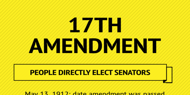 17th Amendment