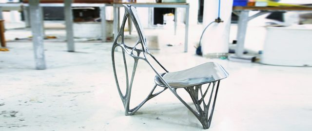 Bone chair - Joris laarman