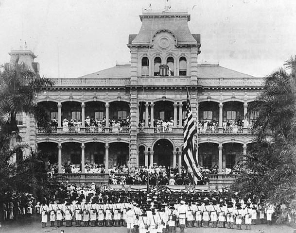 •	Annexation of Hawaii (1897)