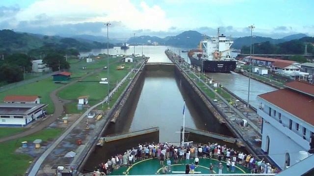 •	Panama Canal U.S. Construction Begins (1904)