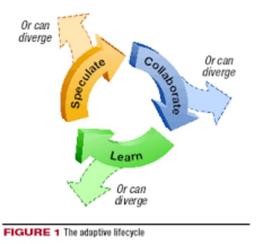 Desarrollo Adaptativo de Software (Adaptive software development)