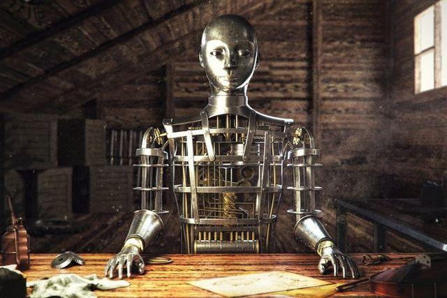 la historia de los automatas timeline | Timetoast timelines