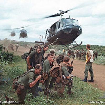 Australia in the Vietnam War timeline