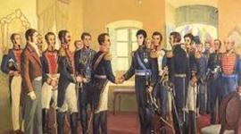 Emancipación iberoamericana timeline