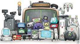 Historia de las Consolas de Videojuegos timeline