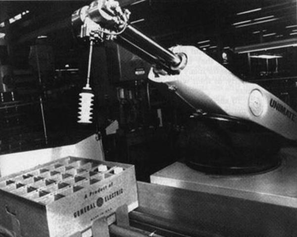 El Primer Robot Programable
