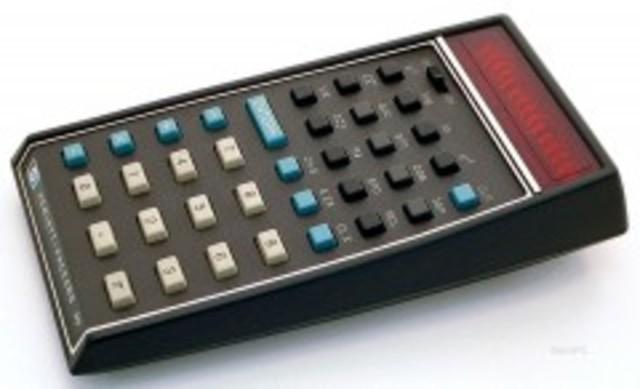 1966. Calculador De Bolsillo.