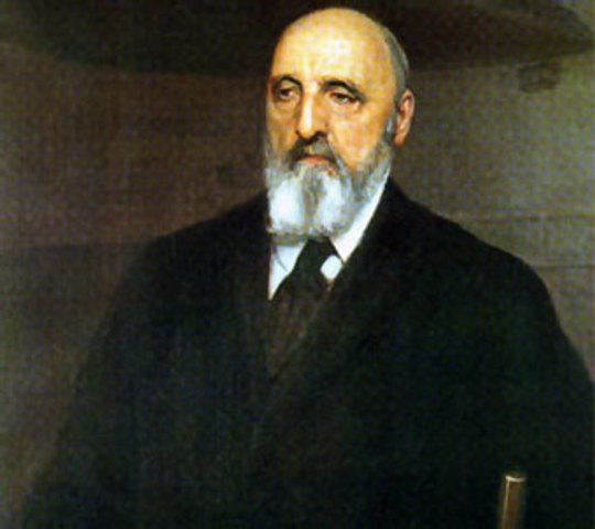 12 de abril de 1852 máquina calculadora Leonardo Torres Quevedo