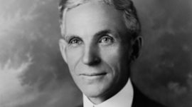 Biography Timeline of Henry Ford