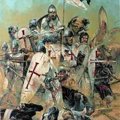Events Leading to the Crusades timeline