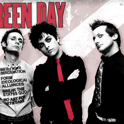 Green Day timeline