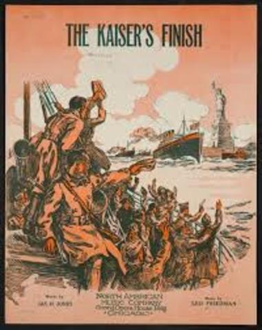 The Kaiser's Finish