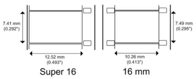 New film gauge