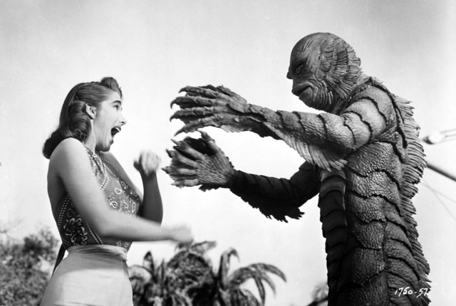 House of Wax, Creature From the Black Lagoon, The French Line