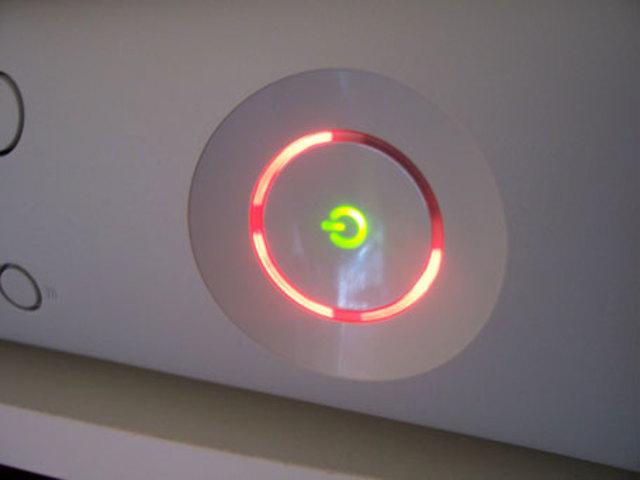 Las luces rojas de la 360