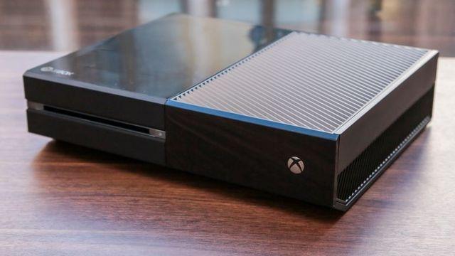 Lanzamiento del Xbox One.