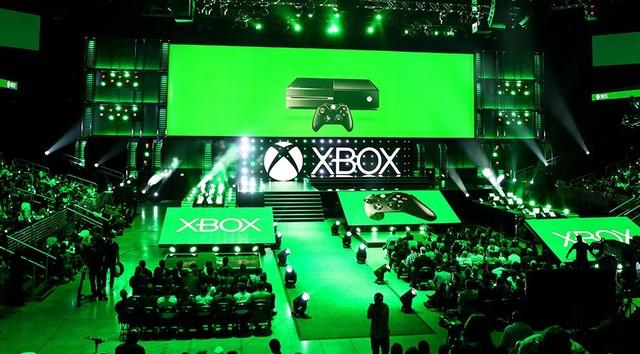 Presentación del Xbox One.
