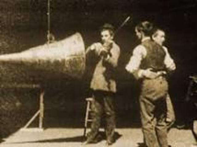 First Sound Film