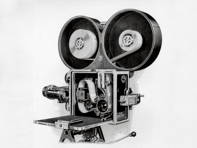 Invention of the Motion Picture Camera