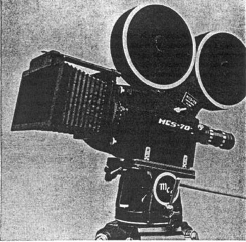 the first motion camera