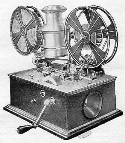The Birth of the Cinema