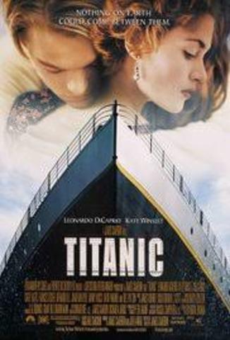 Titanic Released