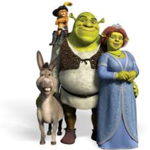 Shrek Wins
