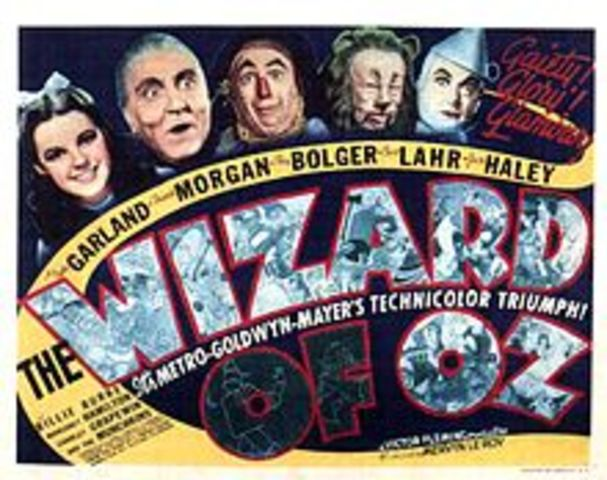 The Wizard of Oz premieres