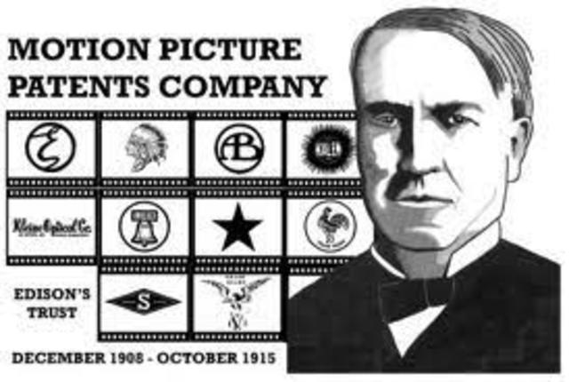 Motion Pictures Patent Company