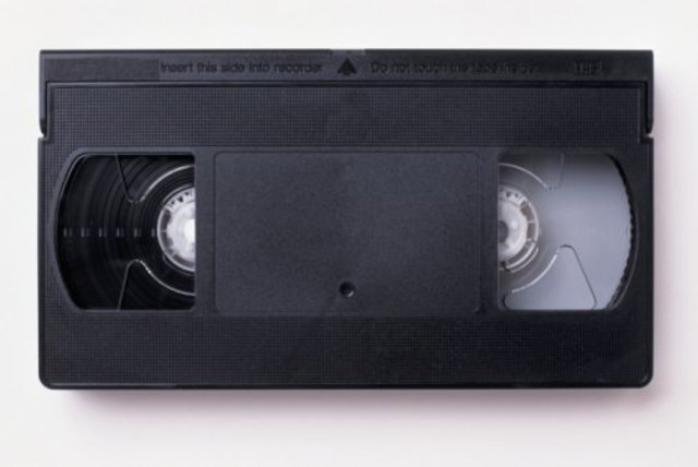 First film to be commercially released on VHS.