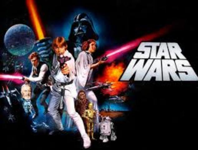 Star Wars is released