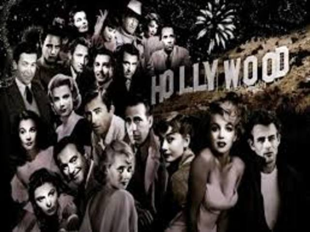 The Golden Age of Hollywood Begins