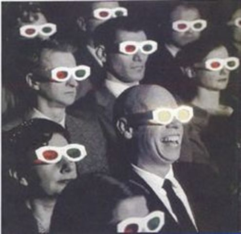 First 3D Film - The Power Of Love