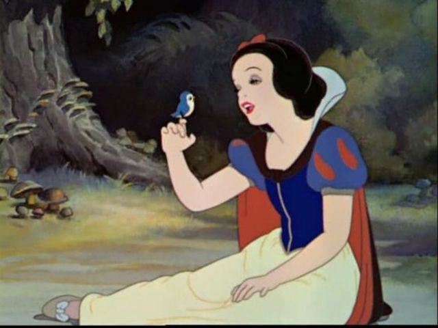 First Animated Feature - Snow White and The Seven Dwarfs