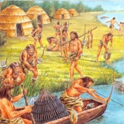 Tijdbalk hoofdstuk 1 & 2 Geschiedenis timeline