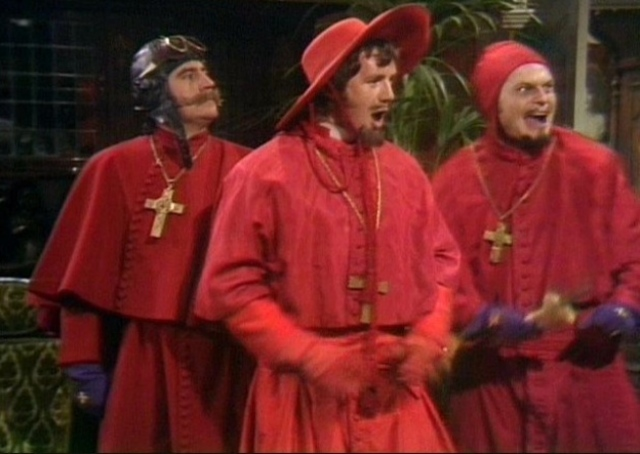 Start of the Spanish Inquisition