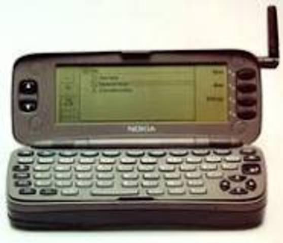 Los primeros smartphones.