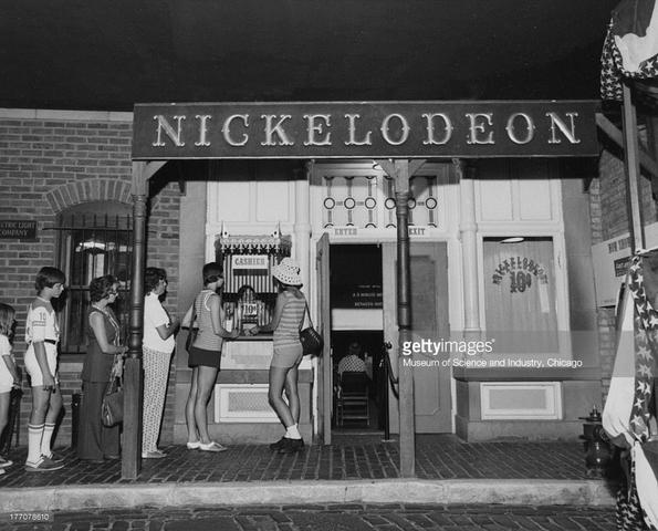 The Nickelodeons