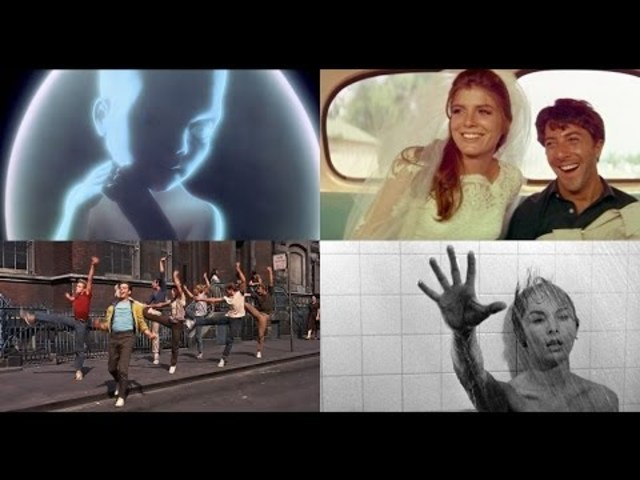 The Cinematic Shifts of the 1960s