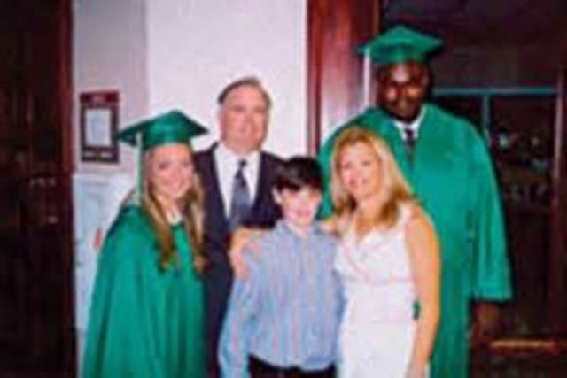 Graduation From Braircrest Christian school
