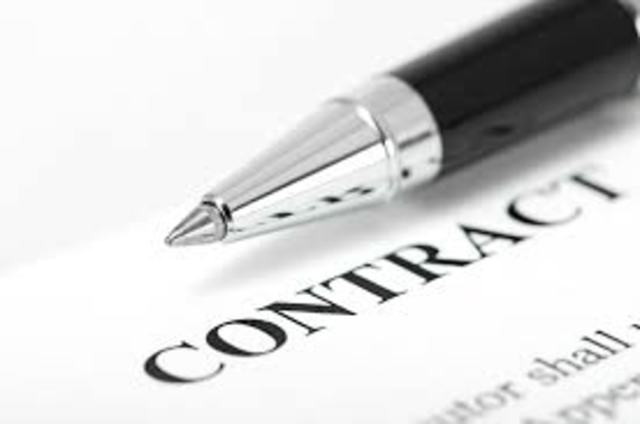 Acting Contracts