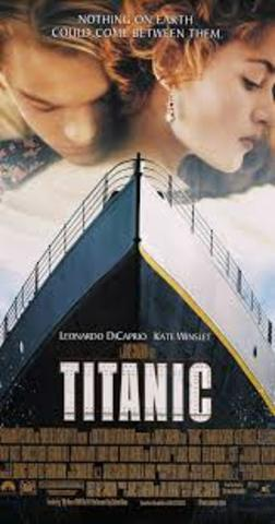 FIirst Movie to Gross 1 Million Dollars: Titanic